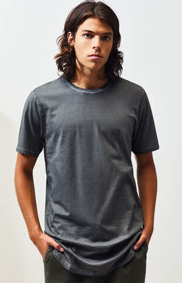 Pacsun PacSun Nevsky Washed Scallop T-Shirt