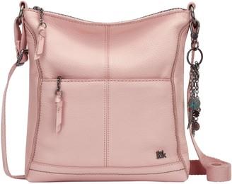 The Sak Lucia Leather Crossbody Handbag