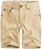Levi's Levis Boys 8-20 511 Sueded Shorts