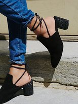 Sparkler Wrap Mule by FP Collection at Free People