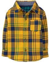 Crazy 8 Plaid Double Weave Shirt