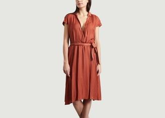 Diega - Rivka Striped Dress - L