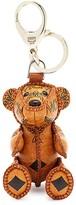 MCM Visetos Bear Bag Charm
