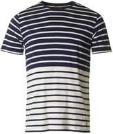 Armor Lux Contrast Striped Short Sleeved T-shirt