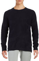 Wesc Textured Pullover Sweater