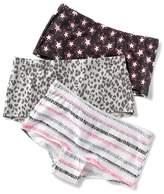 Old Navy Boyshort Underwear 3-Pack for Girls
