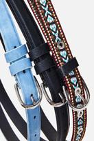 Fashion to Figure Francesca Skinny Belt Set