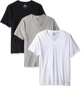 Dockers 3-Pack Cotton V-Neck T-Shirt