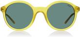 Polo Ralph Lauren 4112 Sunglasses Gold 500571 50mm