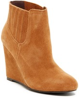 Restricted Westgate Suede Wedge Bootie