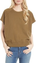 Free People Short Sleeve Pullover