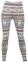 M&Co Fairisle pyjama leggings