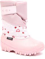 Tundra Pink Hearts Pueblo Boot