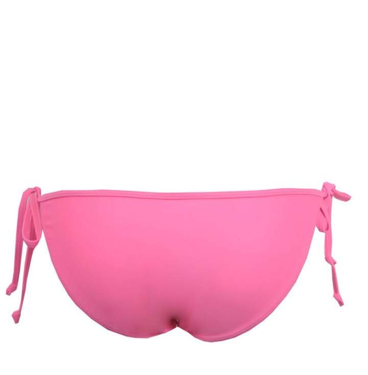 Select Fashion Fluro Pink Front Frill Bikini Bottoms - Womens - Select - size 14
