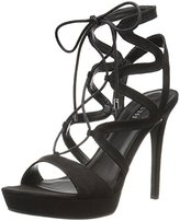 GUESS Women's Aurela3 Platform Dress Sandal