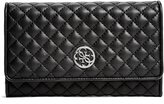 GUESS Classic Quilted Wallet and Pouch