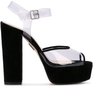 Ritch Erani NYFC Cartier platform sandals