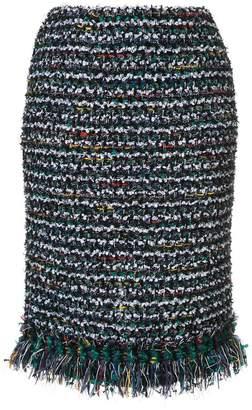 Coohem vimar tweed mini skirt