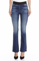 Karen Kane Women's Pull-On Stretch Bootcut Jeans