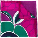 Bulgari printed scarf - women - Silk - One Size