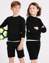 Marks and Spencer Unisex Cotton Rich Sweatshirt