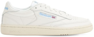 Reebok Classics Club C 85 Leather Sneakers