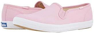 Keds Champion Slip-On Seasonal Solids (Pink) Women's Shoes
