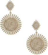 Anna & Ava Kelly Sunburst Statement Drop Earrings