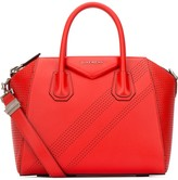 Givenchy Antigona Small Perforated Tote Bag