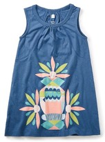Tea Collection Toddler Girl's Lapointe Tank Dress
