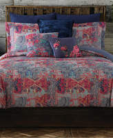 Tracy Porter Nell Reversible Abstract-Print Queen Comforter Mini Set Bedding