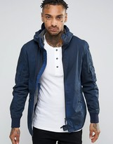 G-star Hudson Blue Shirt Jacket