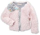 Baby Sara Toddler Girls) Faux Fur Jacket