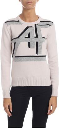 Alberta Ferretti Af Inlay Sweater