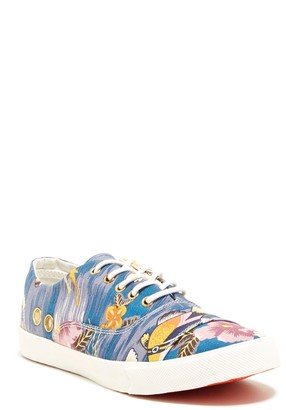 Gram Shoes Cap Toe Oxford Sneaker