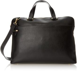 Lodis Stephanie Under Lock and Key Jamie Brief Satchel Top Handle Bag