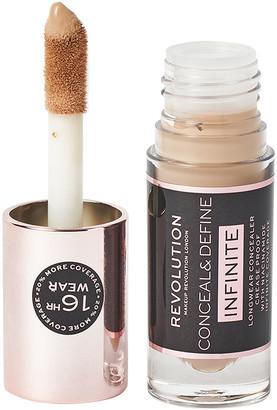 Makeup Revolution Conceal & Define Infinite Longwear Concealer C10