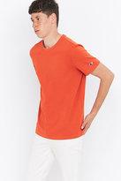 Champion Orange Crewneck T-shirt