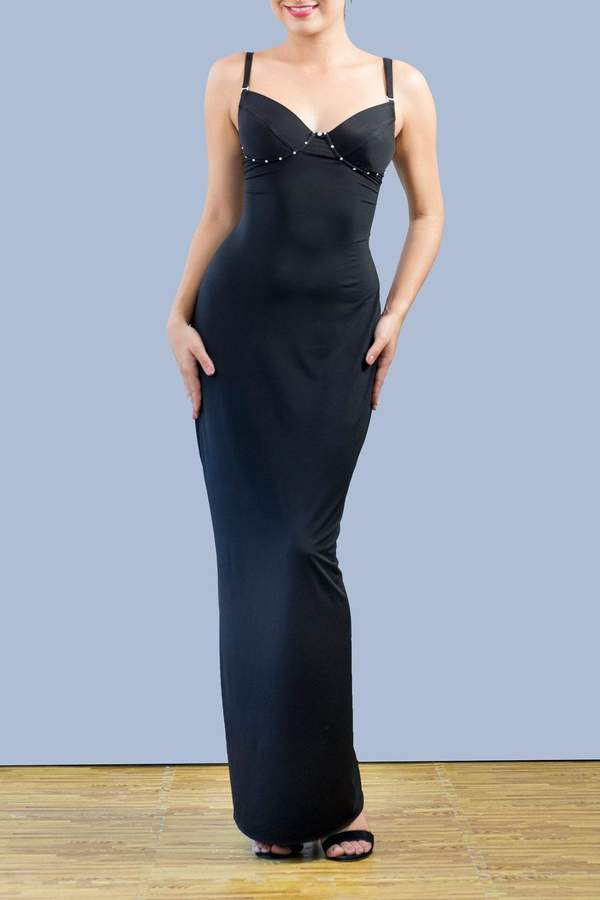 Swarovski Myskova Roxi Long Dress