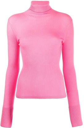 Mrz Turtleneck Knitted Jumper
