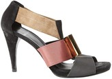 Pierre Hardy Multicolour Suede Sandals