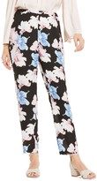 Vince Camuto Poetic Bouquet Ankle Pant