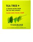 Tisserand Aromatherapy U.K. Aromatherapy Tea Tree + Clear Skin Facial Soap 100g