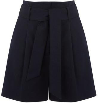 Warehouse Compact Cotton Shorts
