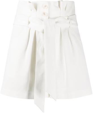 IRO High-Waisted Shorts