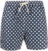 Mc2 Saint Barth Piggy printed swim shorts