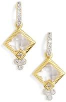 Freida Rothman Women's Visionary Fusion Small Drop Earrings
