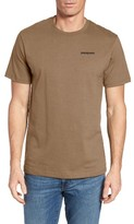 Patagonia Men's 'Trout Fitz Roy' Organic Cotton T-Shirt