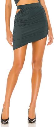 h:ours Diane Mini Skirt