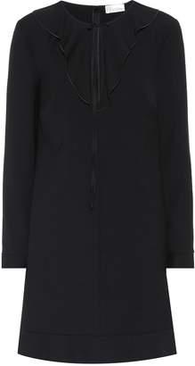 RED Valentino Long-sleeved minidress